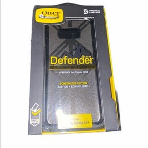Otterbox Defender Black Samsung Galaxy S8+ Case